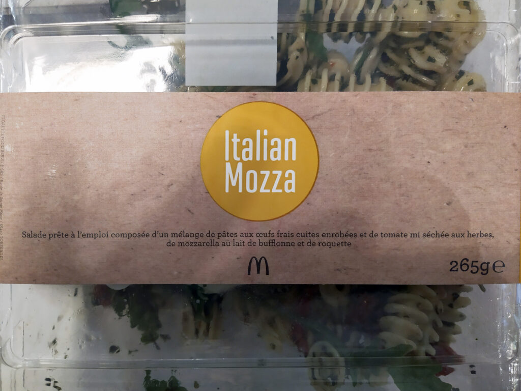 Le lasagne della mamma. Cucina italiana a Nizza 2